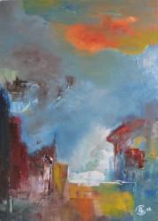 Après la pluie (2012) 33 x 24