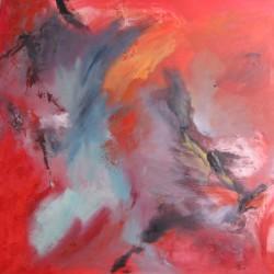 Au pays du Soleil levant (2010) 90 x 90
