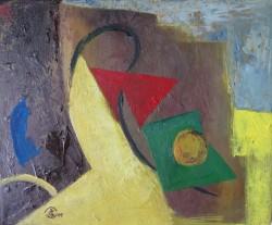 Géométrie  (2011) 30 x 25