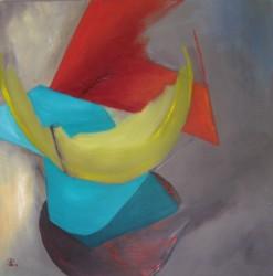 Jeu de formes (2012) 70 x 70