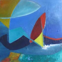 Jeux d'eau (2013) 30 x 30
