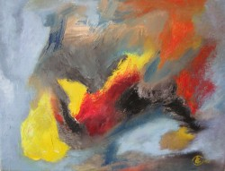 Le chariot de feu (2013) 27 x 35