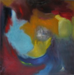 Le point source (2012) 80 x 80