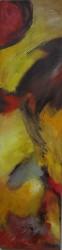 Merle moqueur (2011) 80 x 20