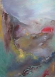 Montagnes célestes (2011) 95 x 70