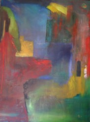 Passages secrets (2012) 80 x 60