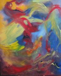 Swing (2010) 100 x 81